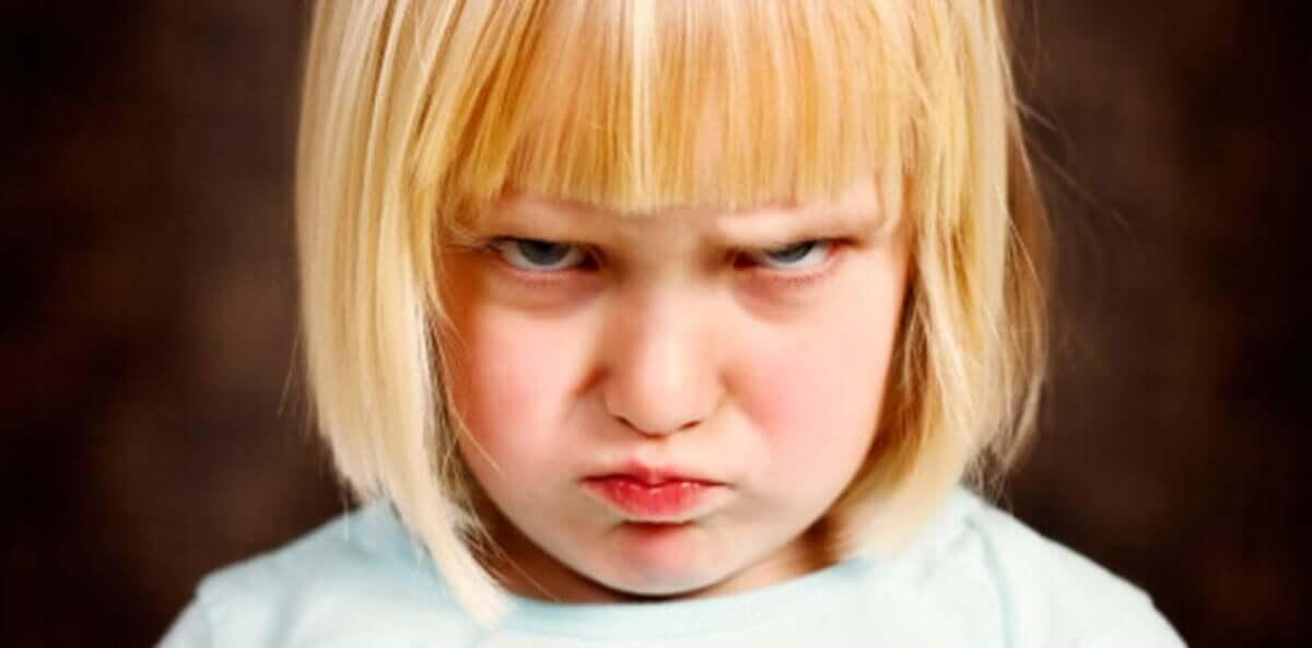 Crianças com problemas de autorregulação