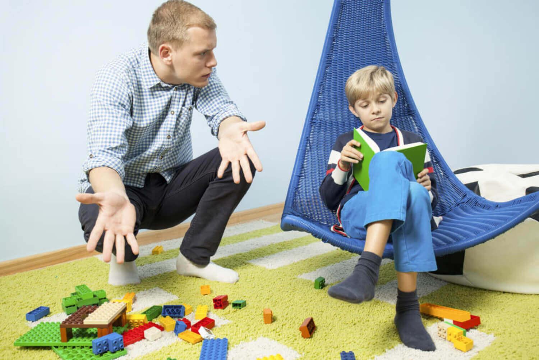 ideias para ensinar as crianças a ser organizadas