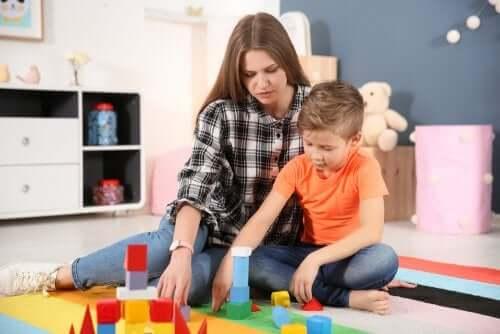 Atividades para crianças com autismo