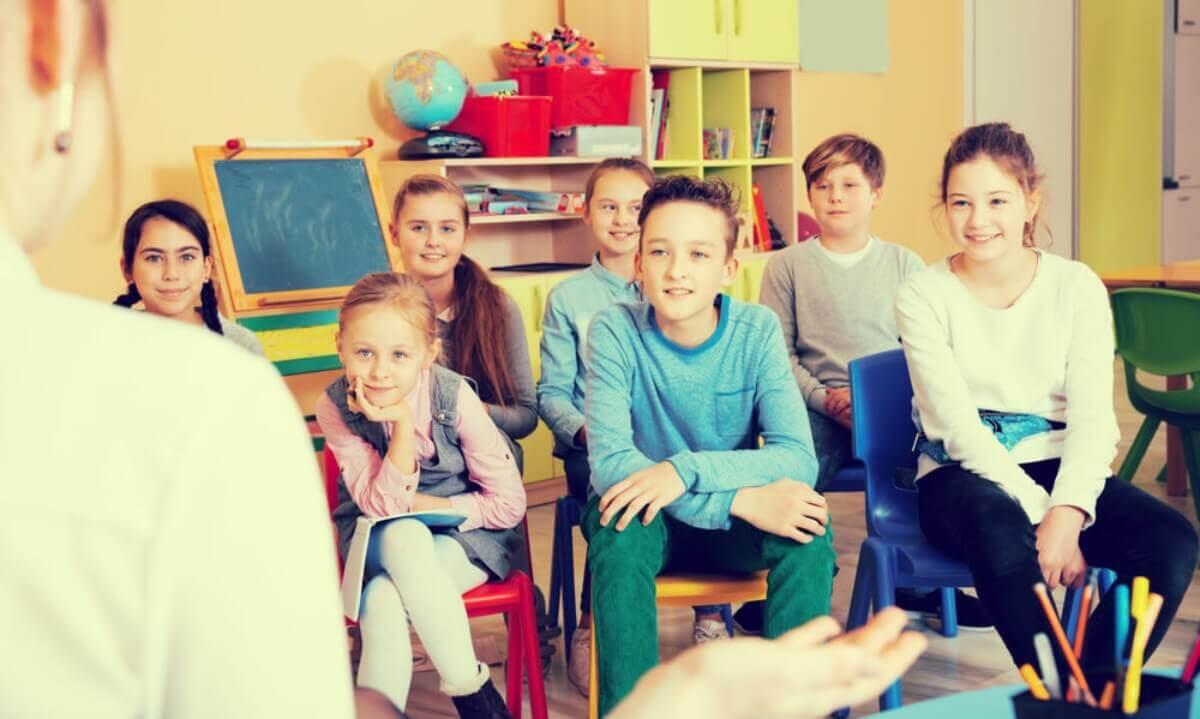 As emoções na sala de aula