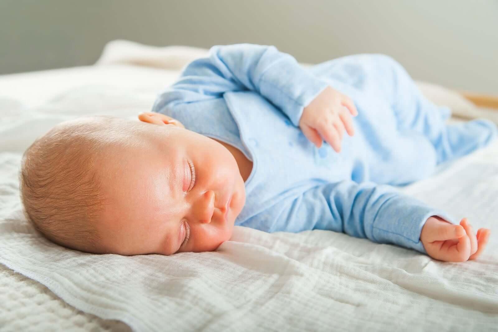 o sono dos bebês