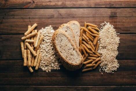 benefícios de acostumar as crianças a comer alimentos integrais