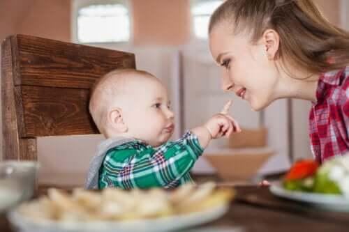Os reflexos do recém-nascido