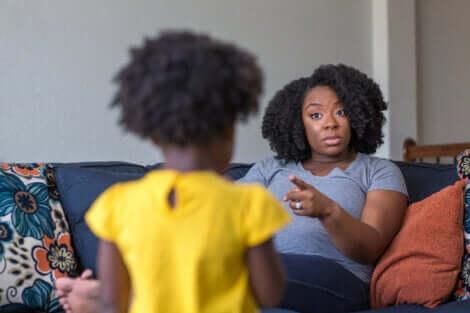 problemas de disciplina em crianças e como solucioná-los