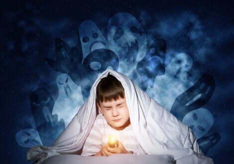 Como desmontar os medos das crianças