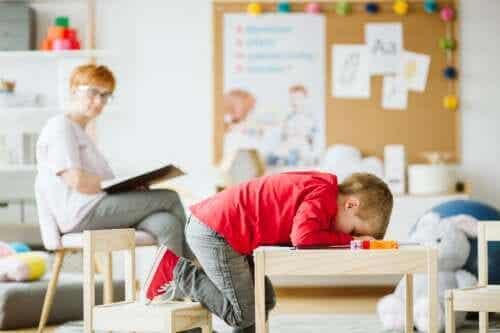 Terapia emocional para crianças