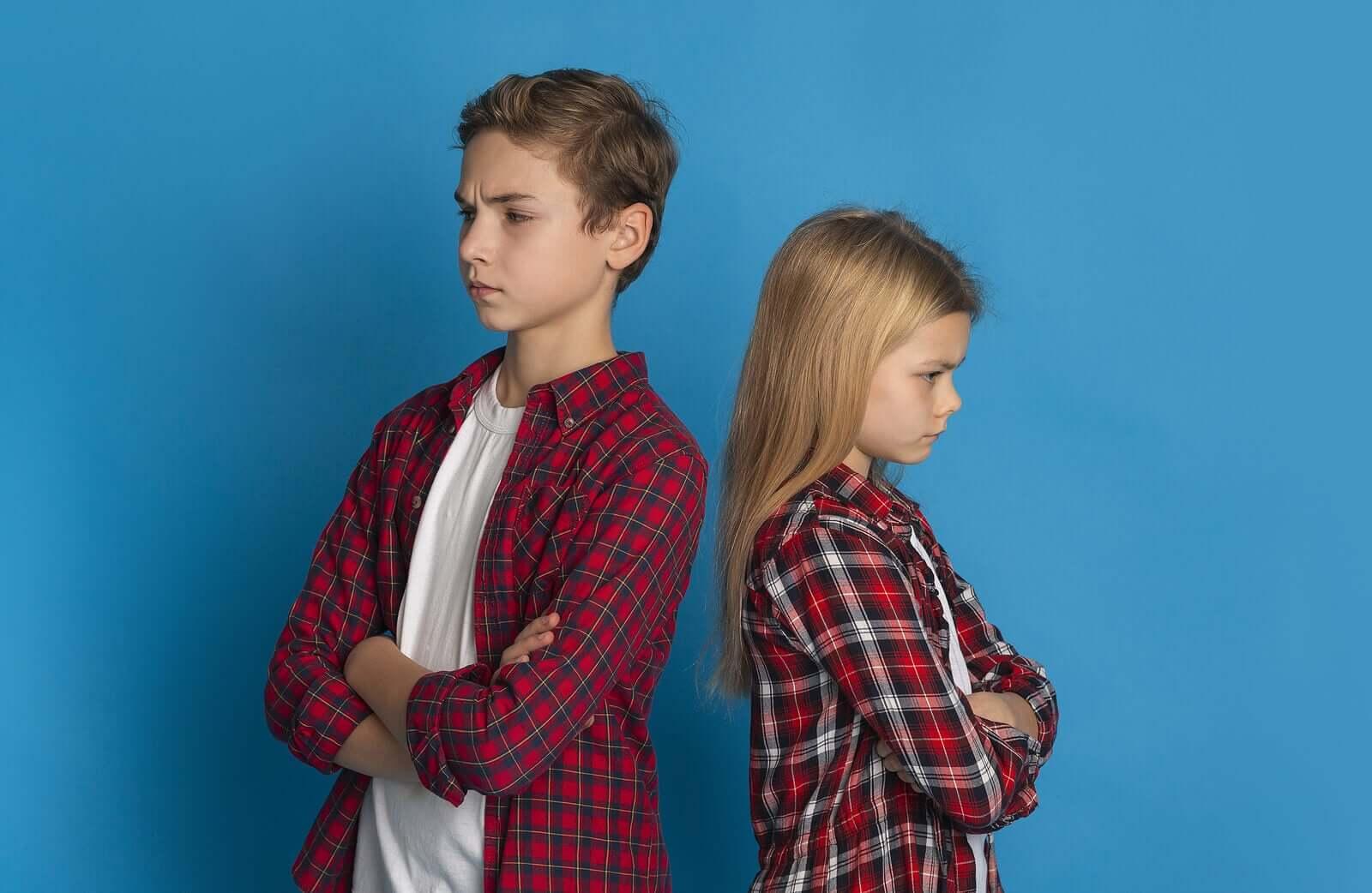ajudar os seus filhos a entender o senso de justiça