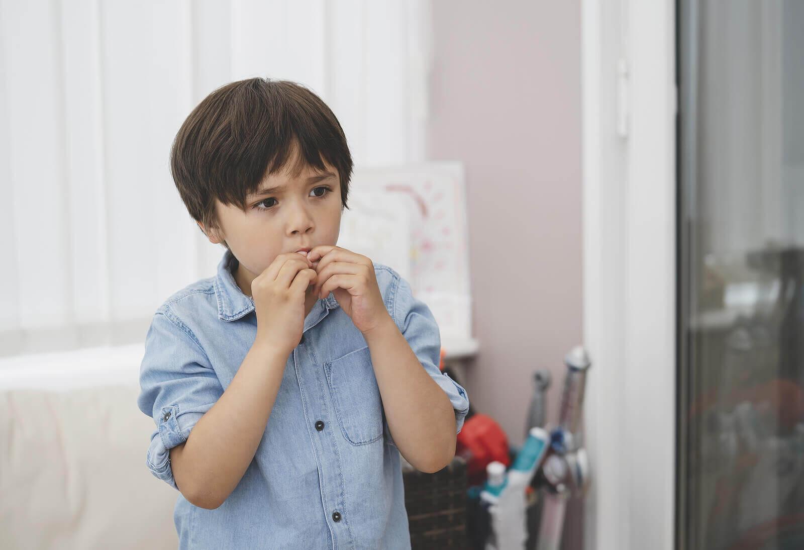 entender o comportamento impulsivo das crianças