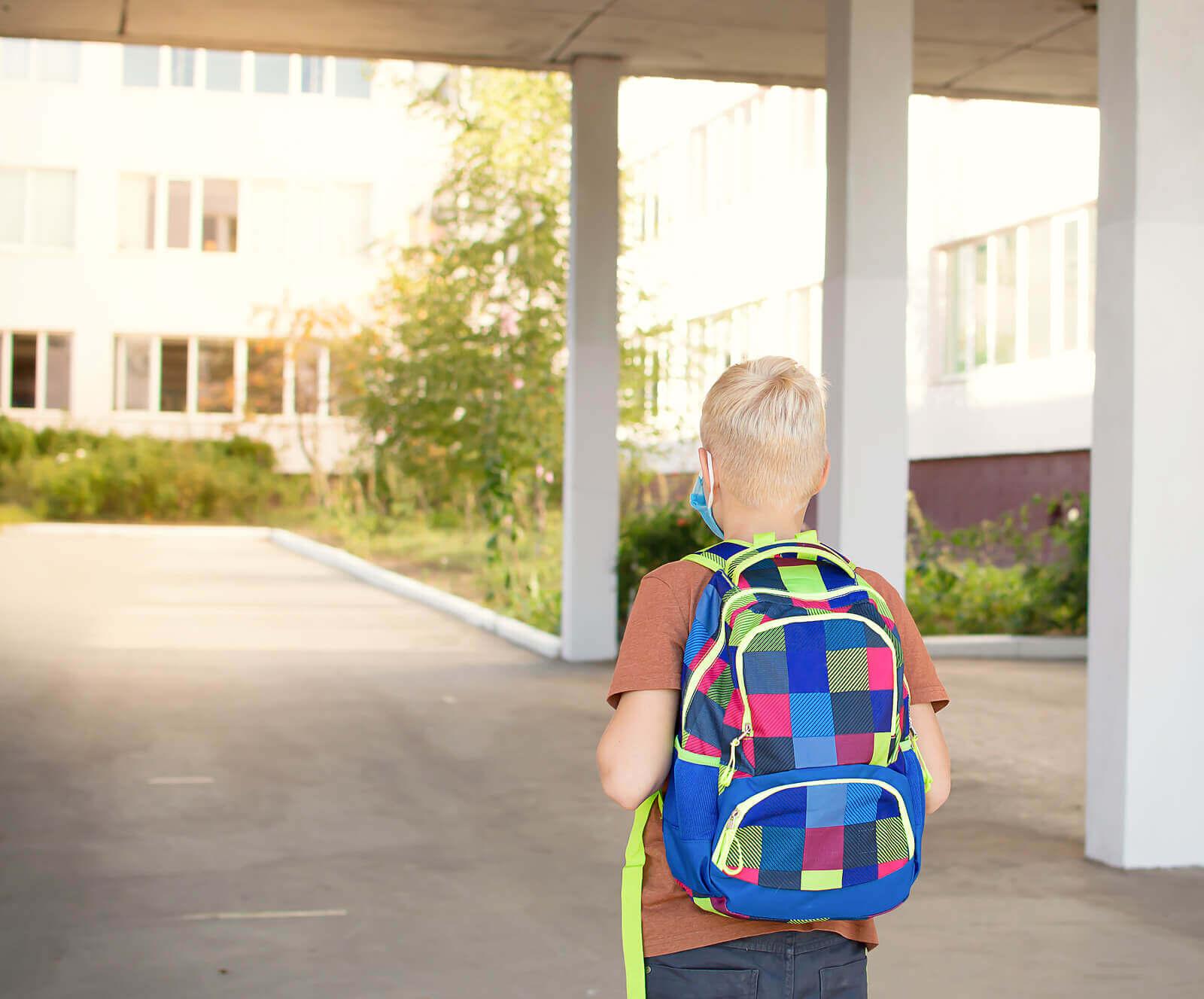 trote na escola