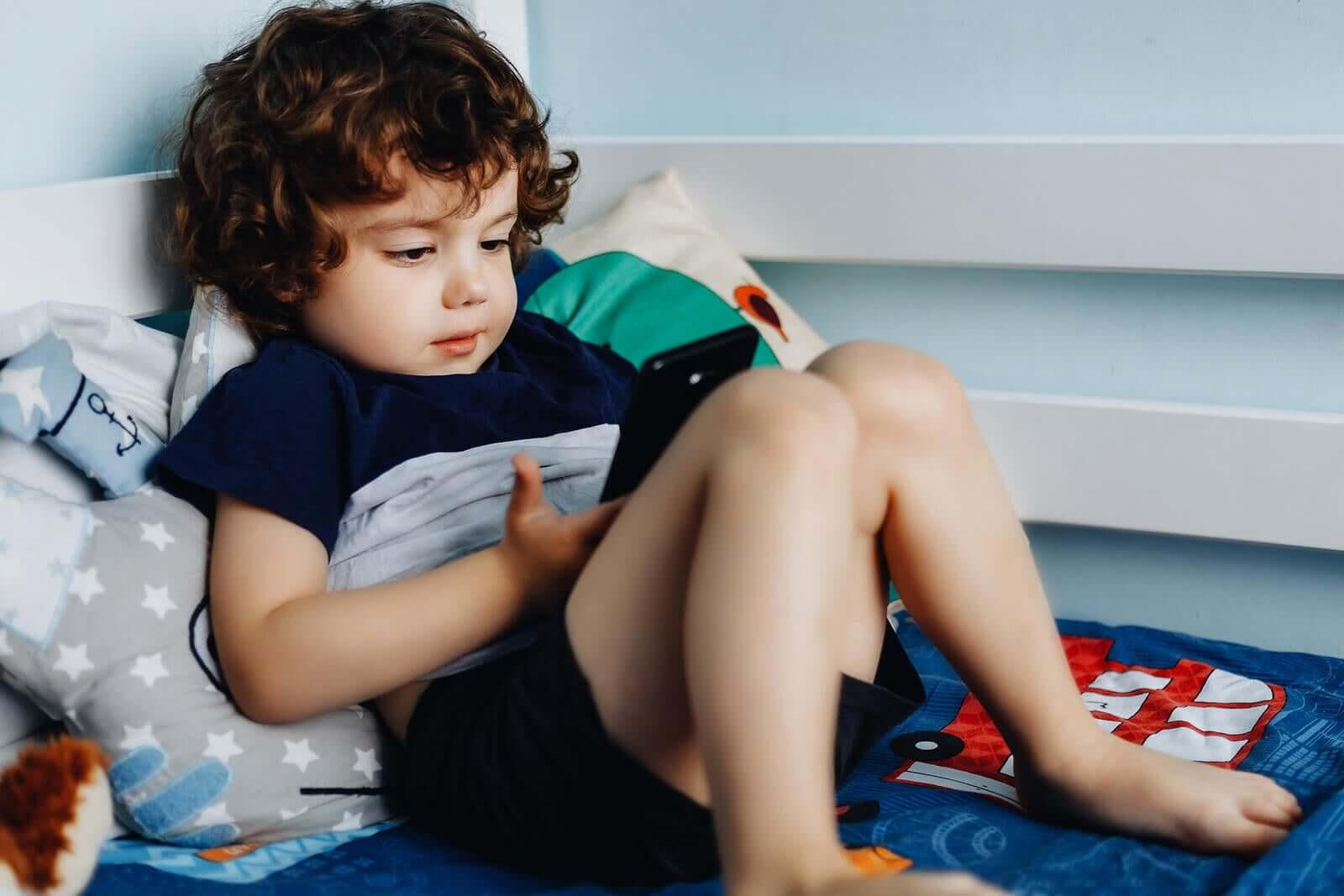 chaves para a desconexão digital das crianças