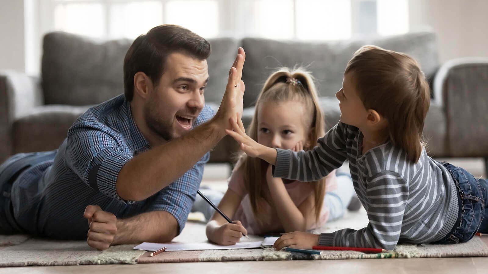 Dê opções ao seu filho ao invés de dizer o que ele deve fazer