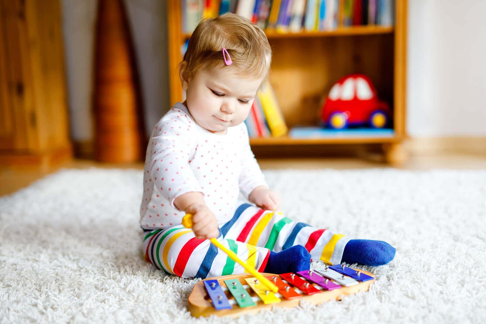 Marcos do desenvolvimento físico em crianças de 0 a 6 anos