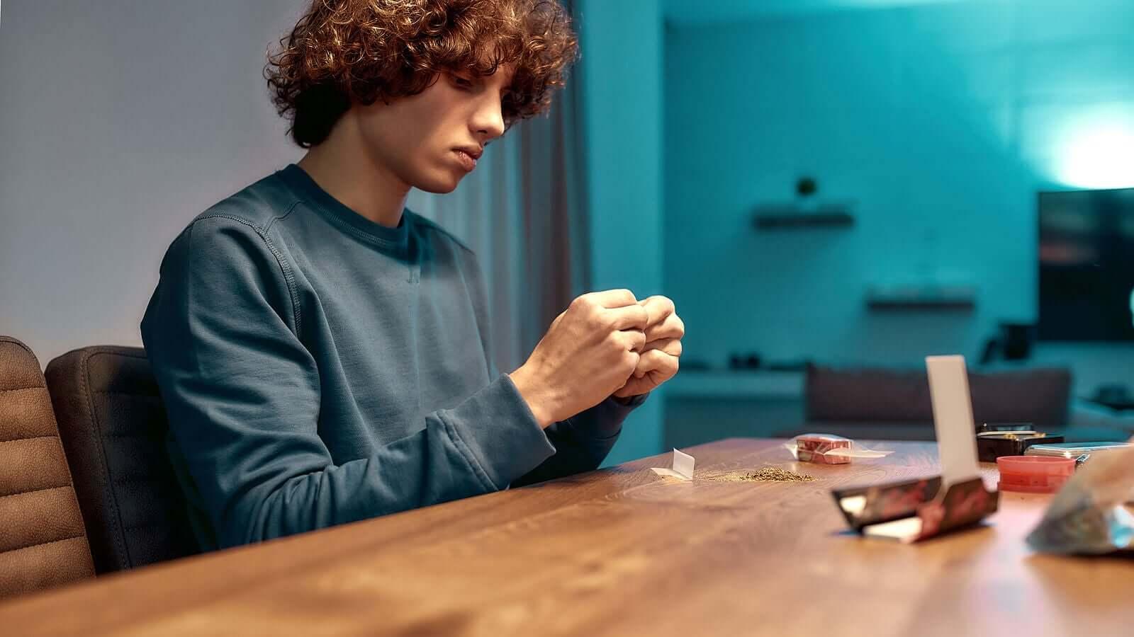 Efeitos da cannabis em adolescentes