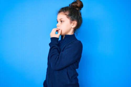 A dermatofagia em crianças: o que é e como tratar?