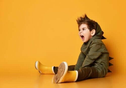 Por que as crianças se tornam agressivas?