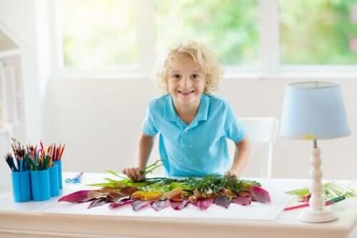 Atividades lúdicas para aprender sobre as plantas
