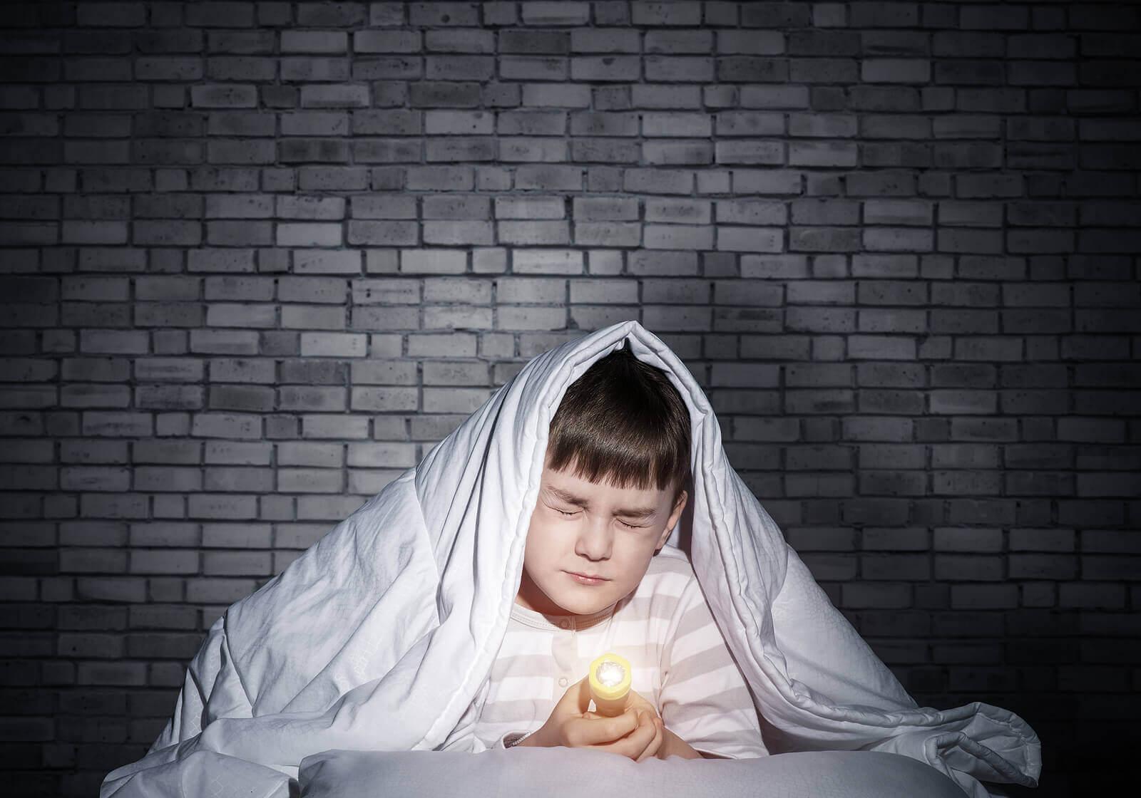 detectar fobias em crianças e impedir que se agravem