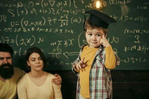As notas das crianças não vão determinar o seu sucesso