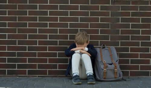 Como agir em caso de fobia escolar
