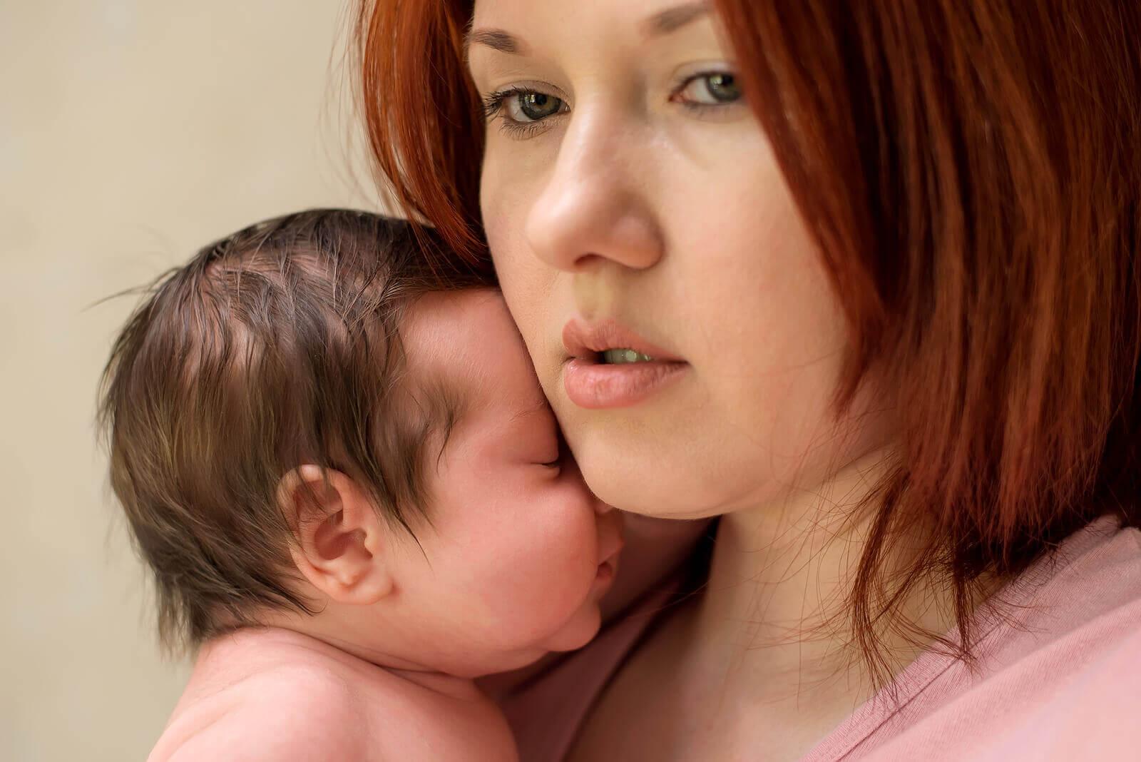 Ansiedade materna durante os primeiros meses de vida do bebê