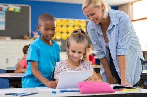 O que é a aprendizagem por pesquisa?