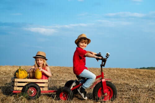 A inteligência social em crianças