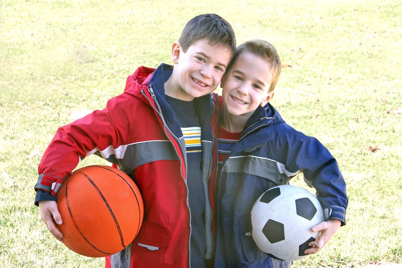 Os melhores esportes para crianças
