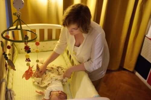 O que fazer para a família dormir bem nos 6 primeiros meses do bebê