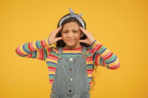 Como o cansaço mental afeta as crianças