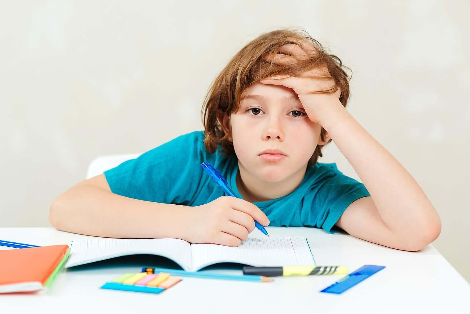 Estratégias que podem ser usadas em casa para crianças com dificuldades de aprendizagem