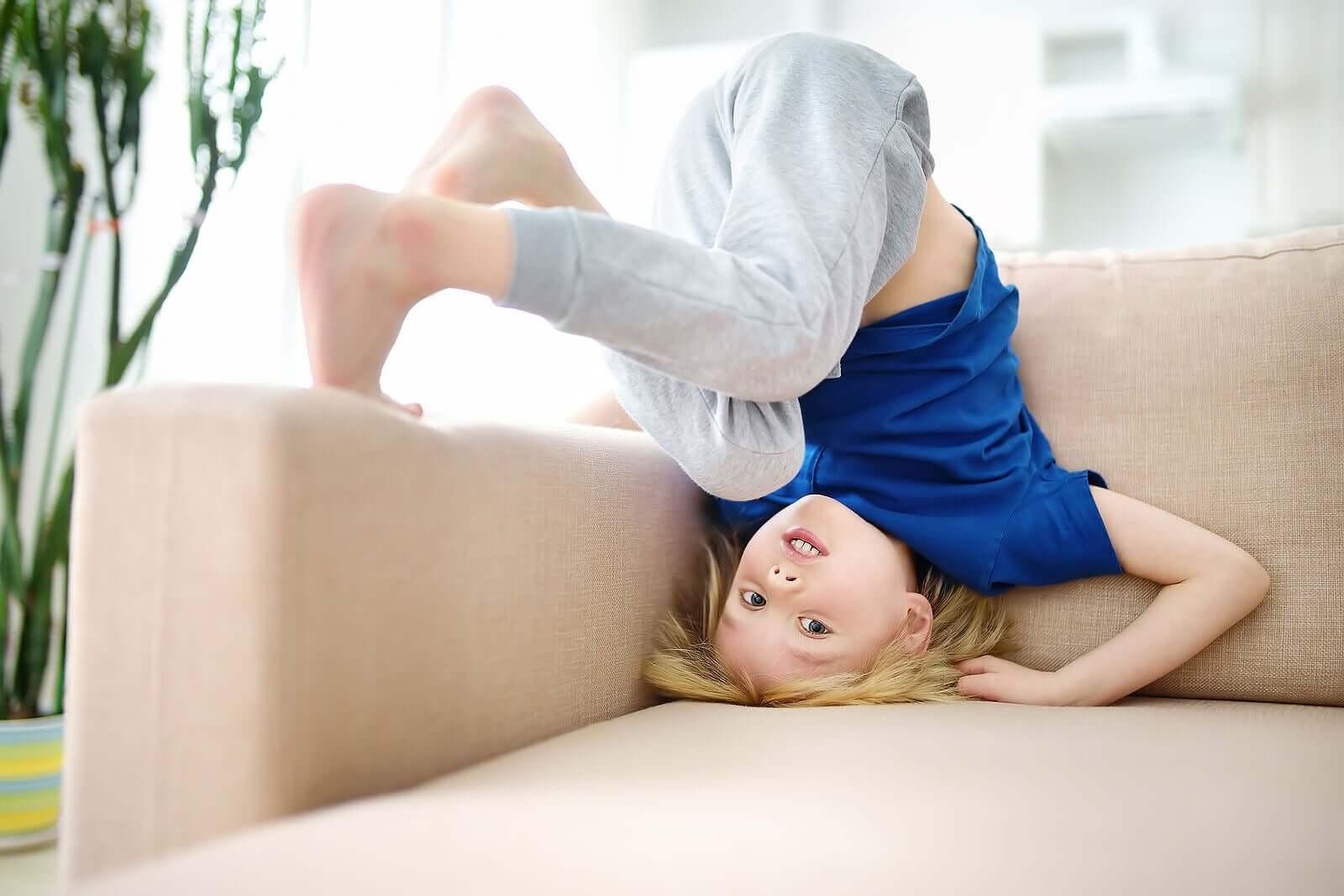 chaves para lidar com crianças impulsivas