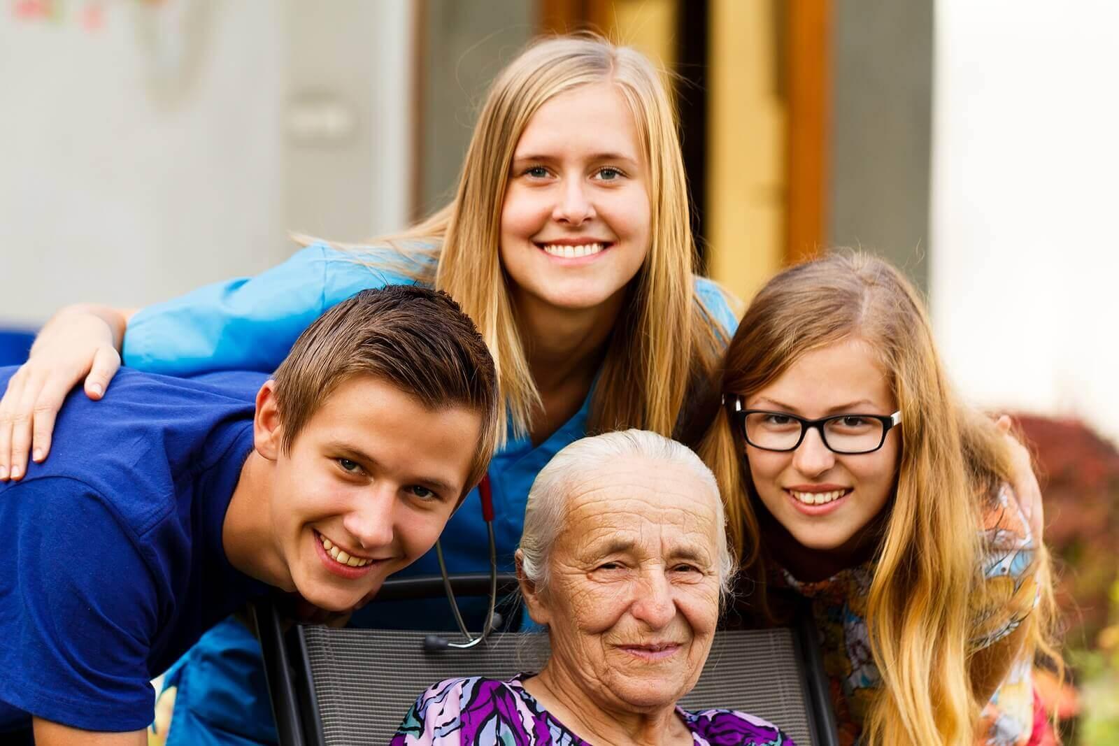 explicar o Alzheimer para as crianças