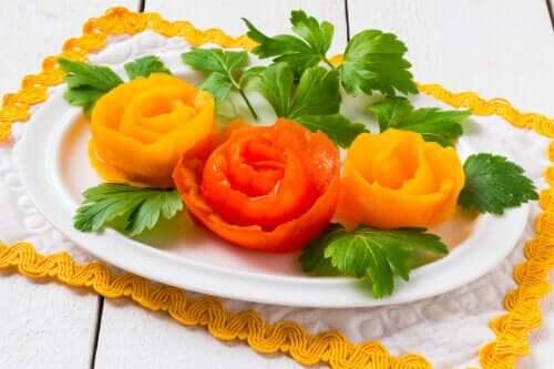 Arte Mukimono: pratos infantis para comer com os olhos