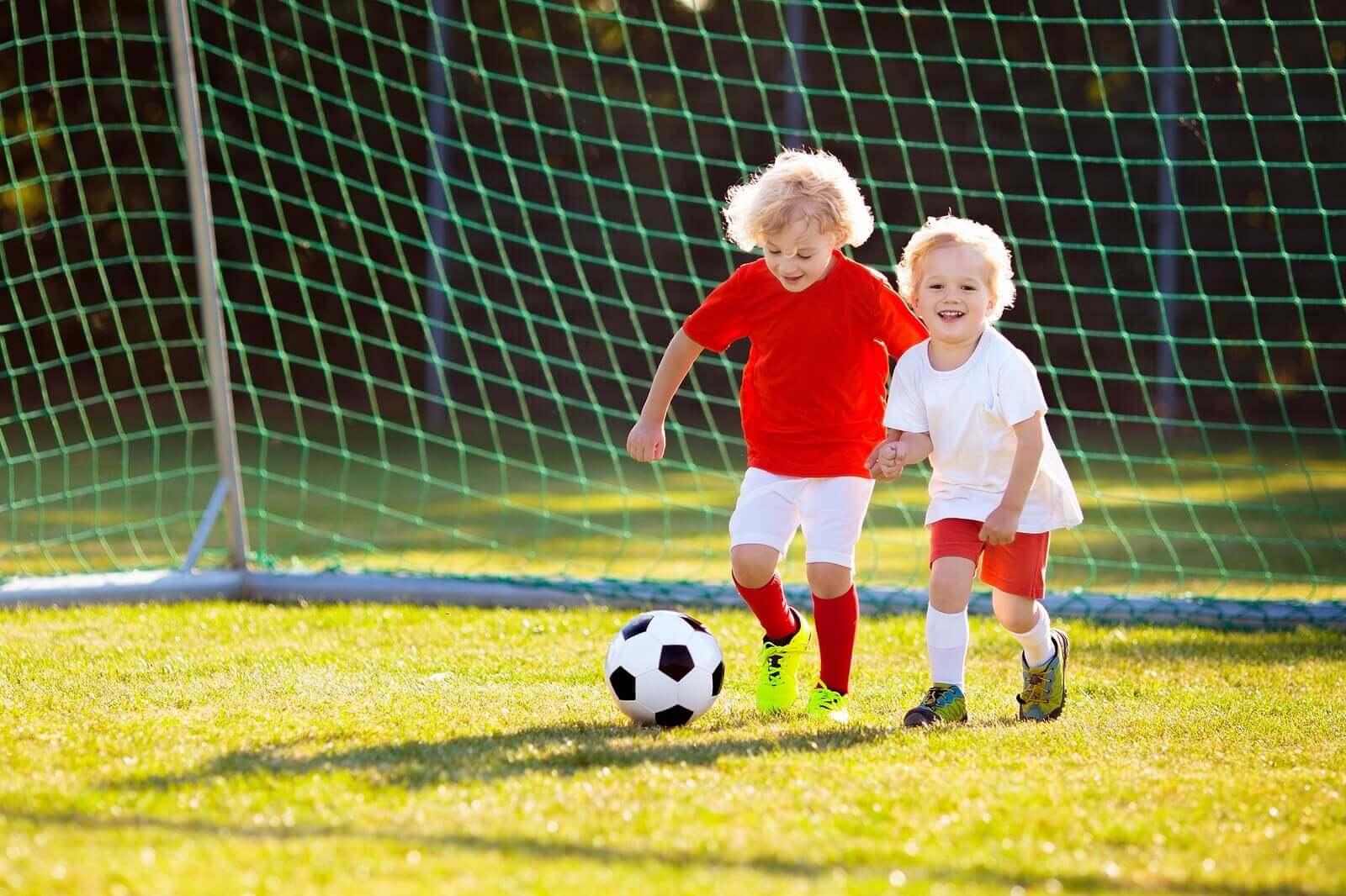 O papel dos pais no esporte infantil