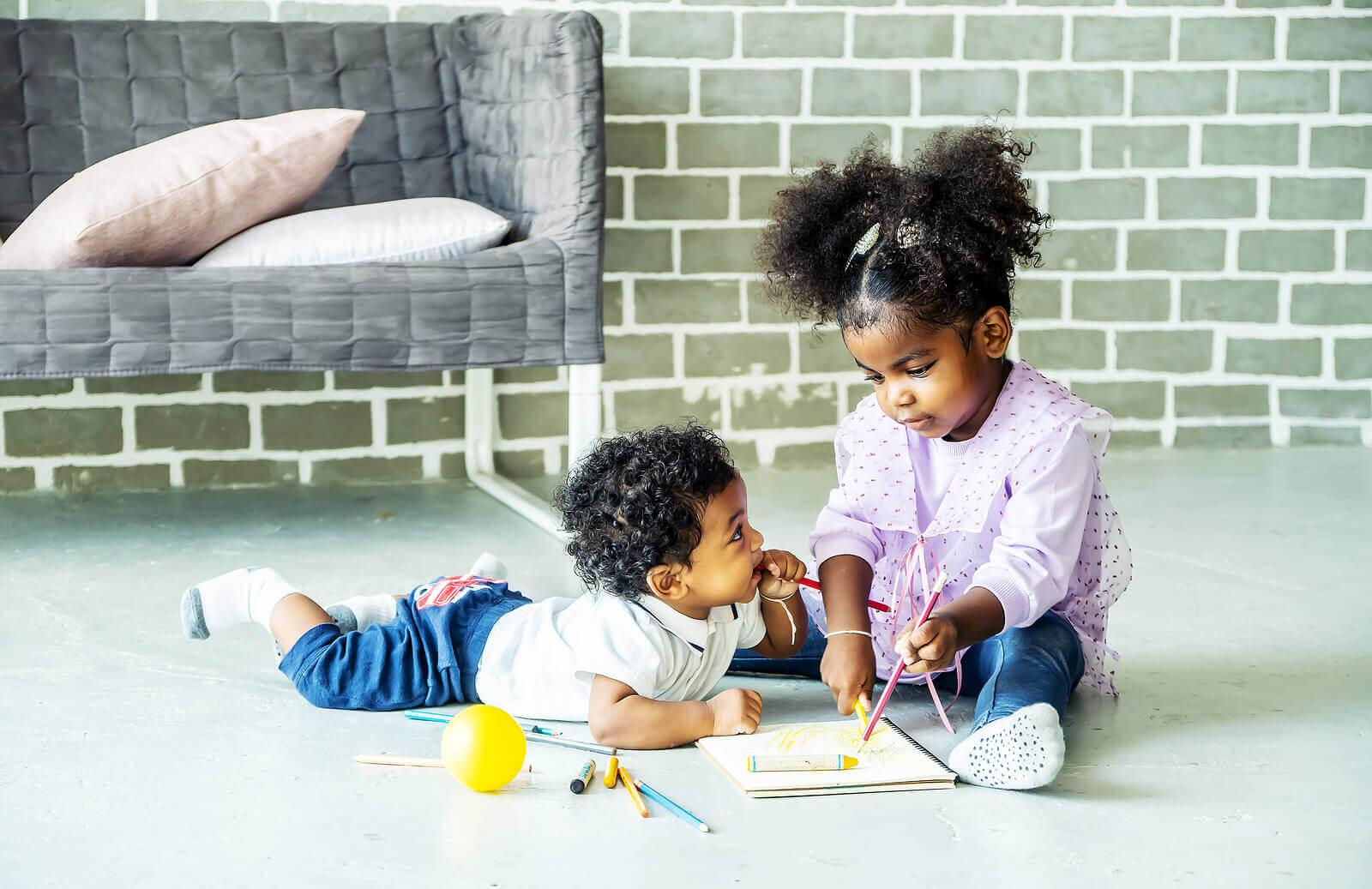 chaves para estimular a inteligência das crianças