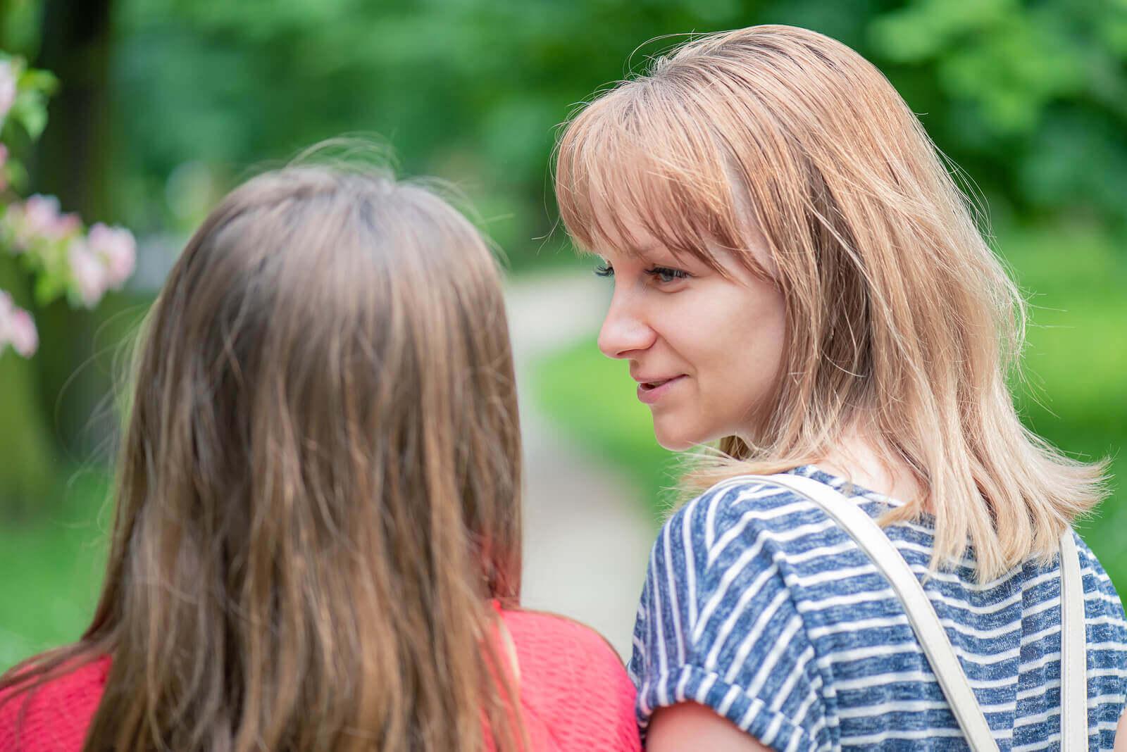 Como agir se um parente te desautorizar diante do seu filho