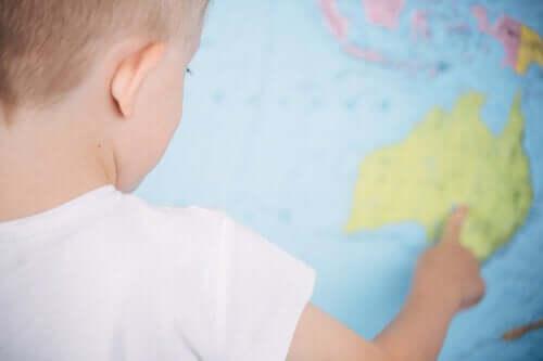 5 recursos educacionais para ensinar geografia às crianças