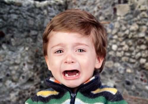 4 truques para que o seu filho não grite em público
