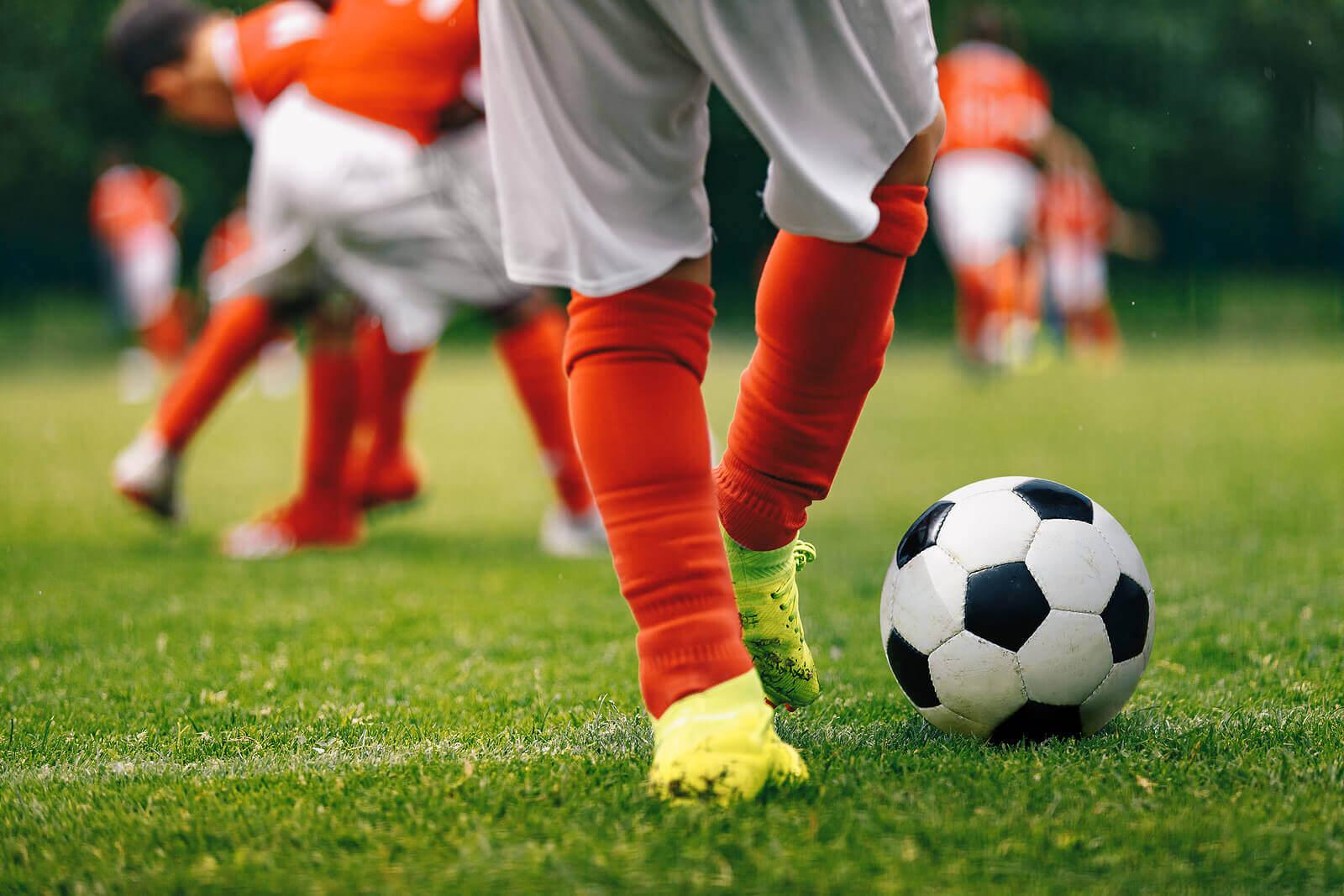A especialização das crianças em um esporte específico