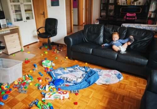 Transtorno de acumulação compulsiva em crianças