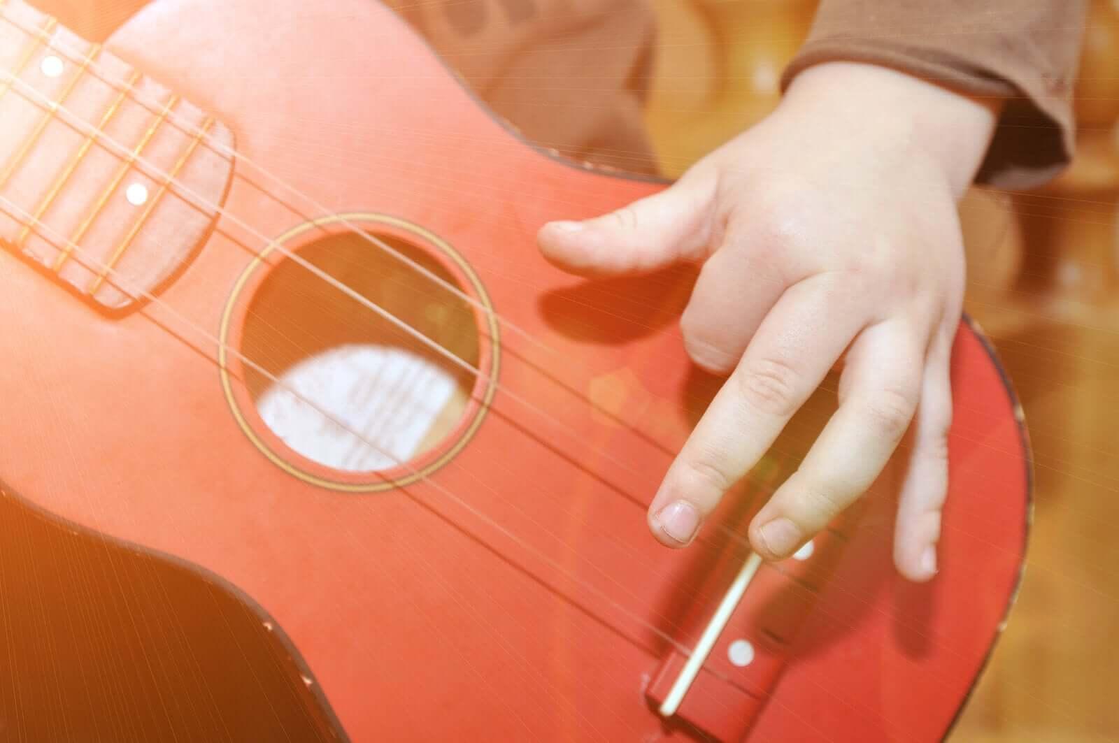o treinamento musical