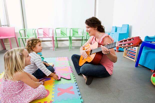 Consciência fonológica: atividades musicais.