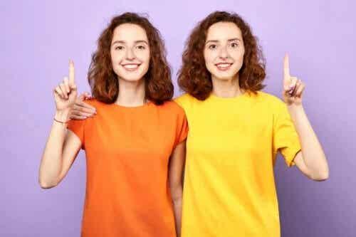 Nascimento de gêmeos: aumento exponencial na taxa de natalidade