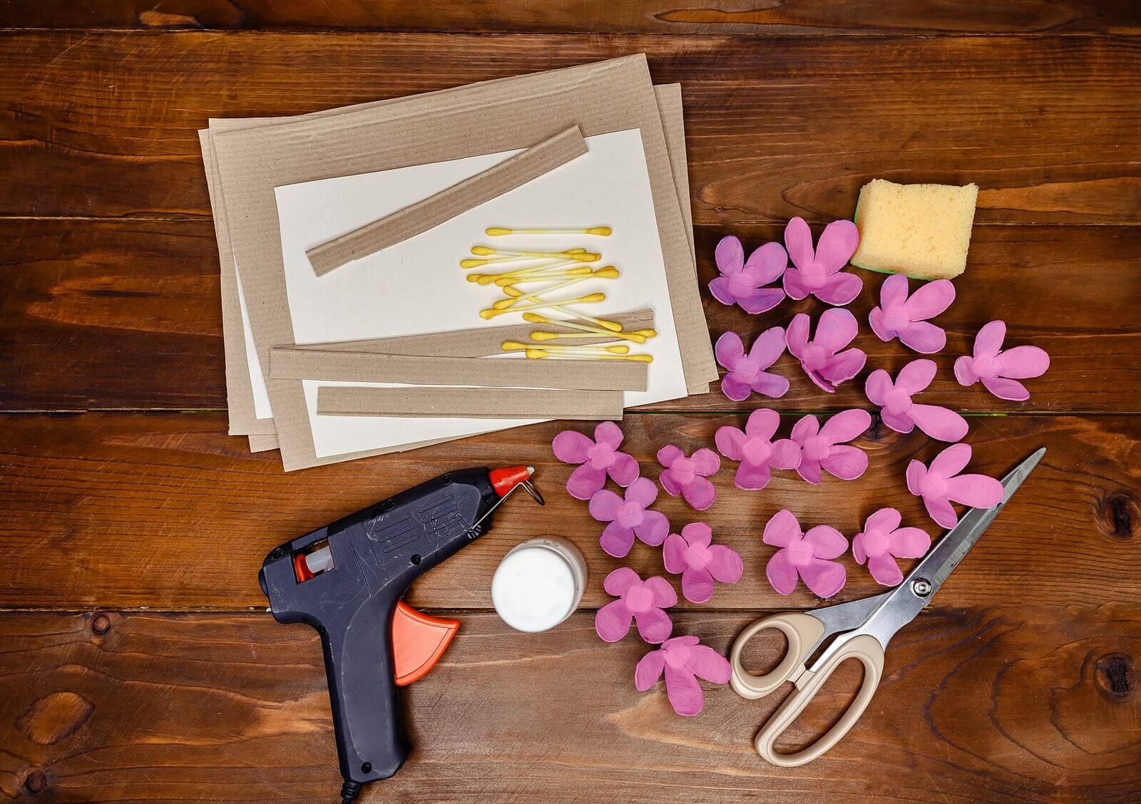Materiais para fazer um photocall