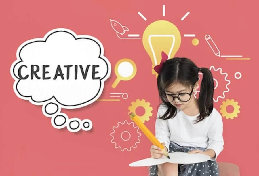 estimular o pensamento criativo nas crianças