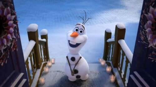 Olaf: artesanatos para criar o mundo de Frozen