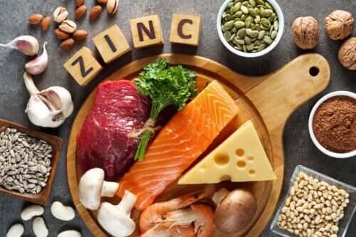 O que você deve saber sobre o zinco e a dieta infantil