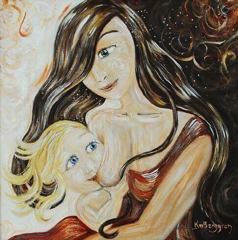Fases da maternidade, todas têm seu charme
