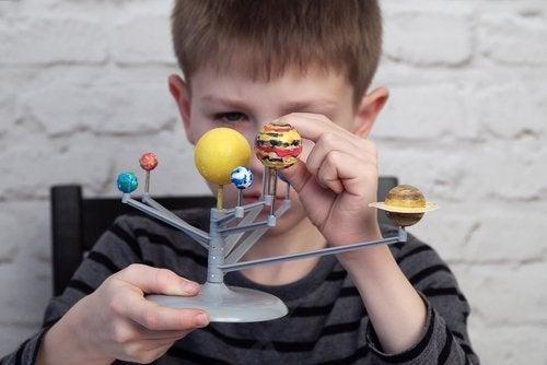 Astronomia para crianças: quebrando limites