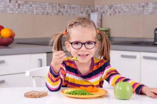 Por que as crianças devem comer leguminosas?